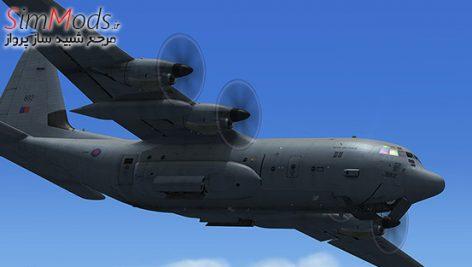 افزودنی Captain Sim C-130