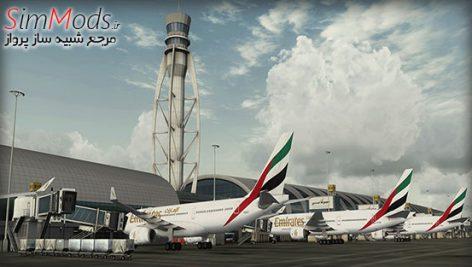 افزودنی FlyTampa Dubai