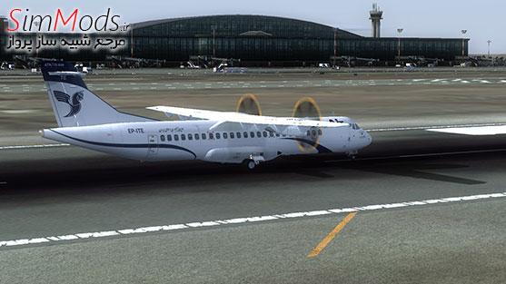 بازنقش ایران ایر ATR 72-600