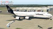 بازنقش لوفتهانزا SSG 747