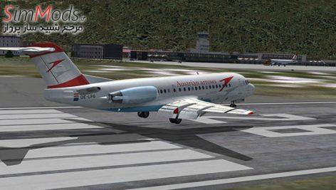 افزودنی DA Fokker 70-100