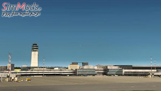افزودنی فرودگاه وین