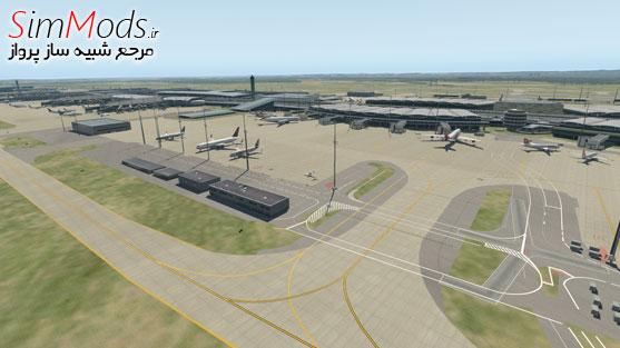 افزودنی فرودگاه شارل دوگل