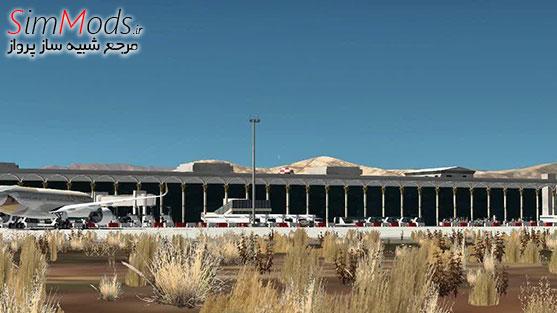 افزودنی فرودگاه مشهد (نظر سنجی)