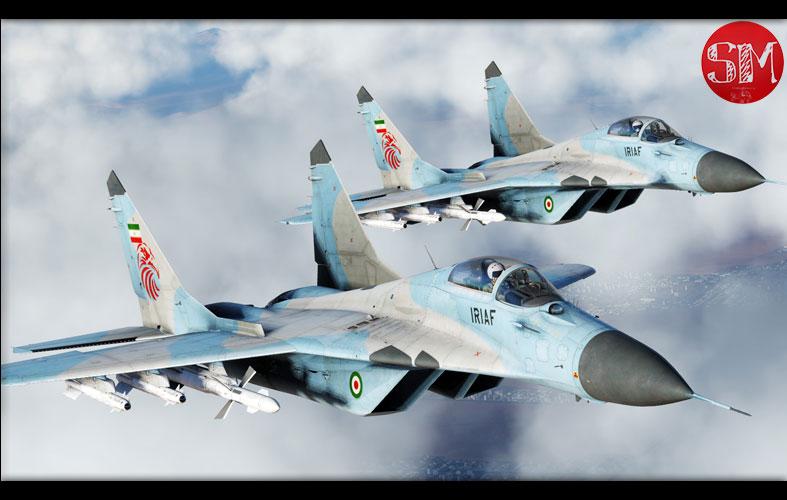 شبیه ساز پرواز DCS