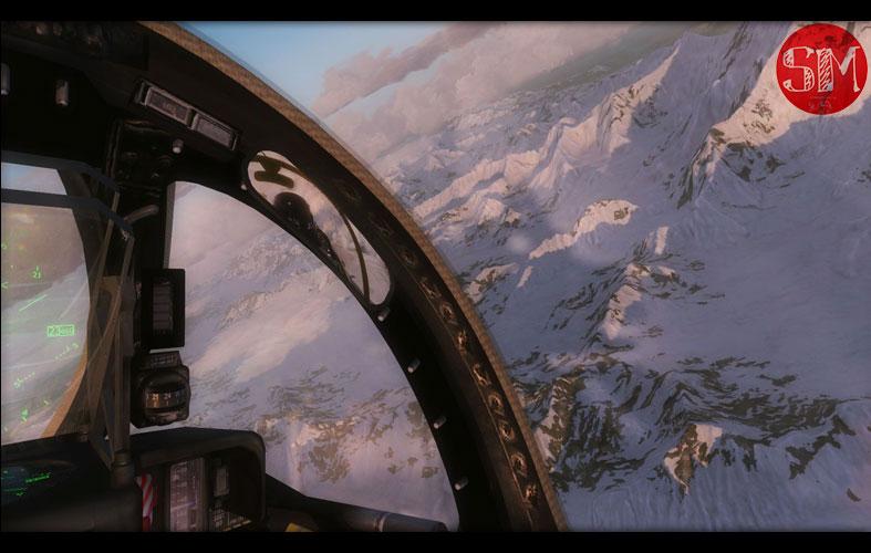 شبیه ساز پرواز FSX