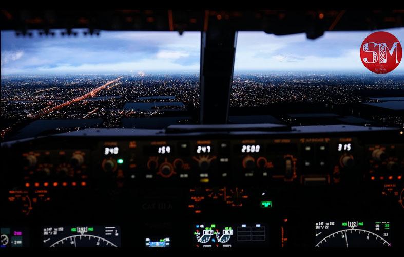 شبیه ساز پرواز P3D