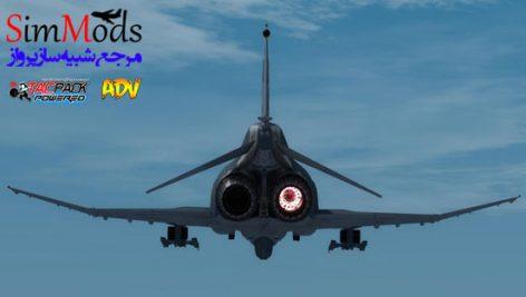MilViz F-4E Phantom II ADV + TacPack